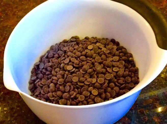 Chef Rubber 64% dark chocolate chips