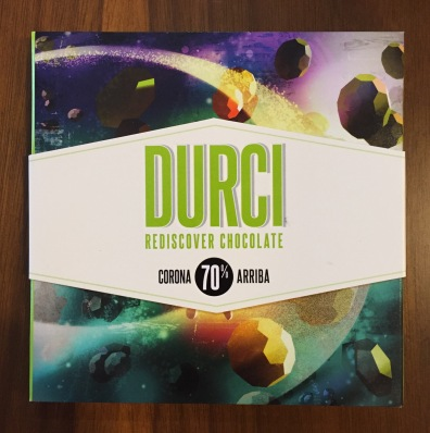 Durci 70% Dark Chocolate Bar